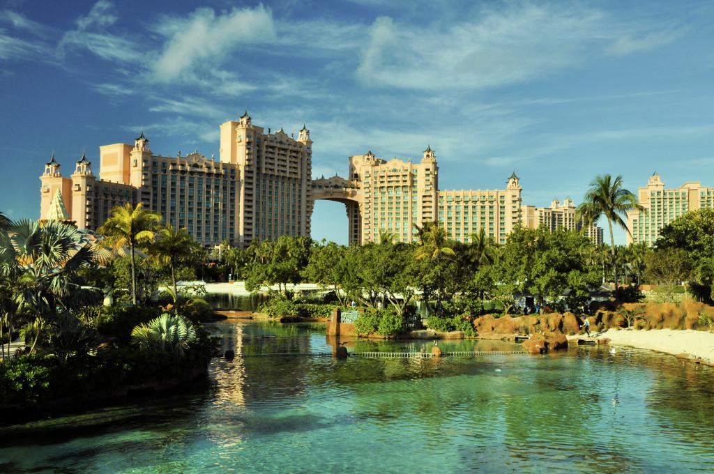 Atlantise hotellikompleks Bahamal
