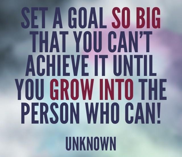 goal motto